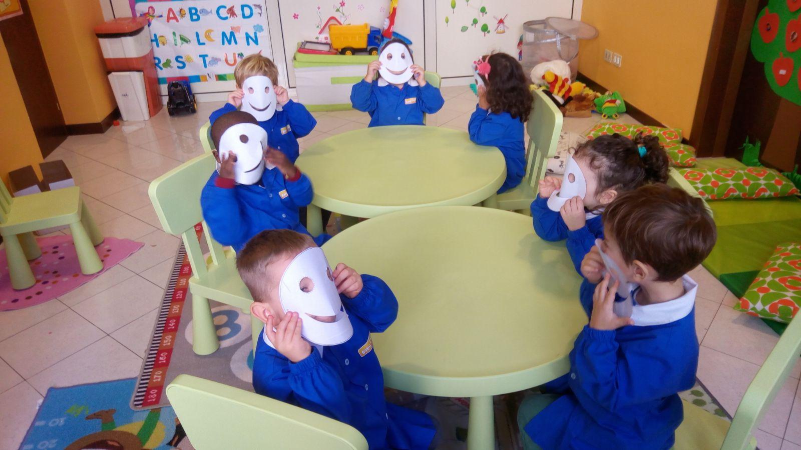 scuola materna bilingue roma