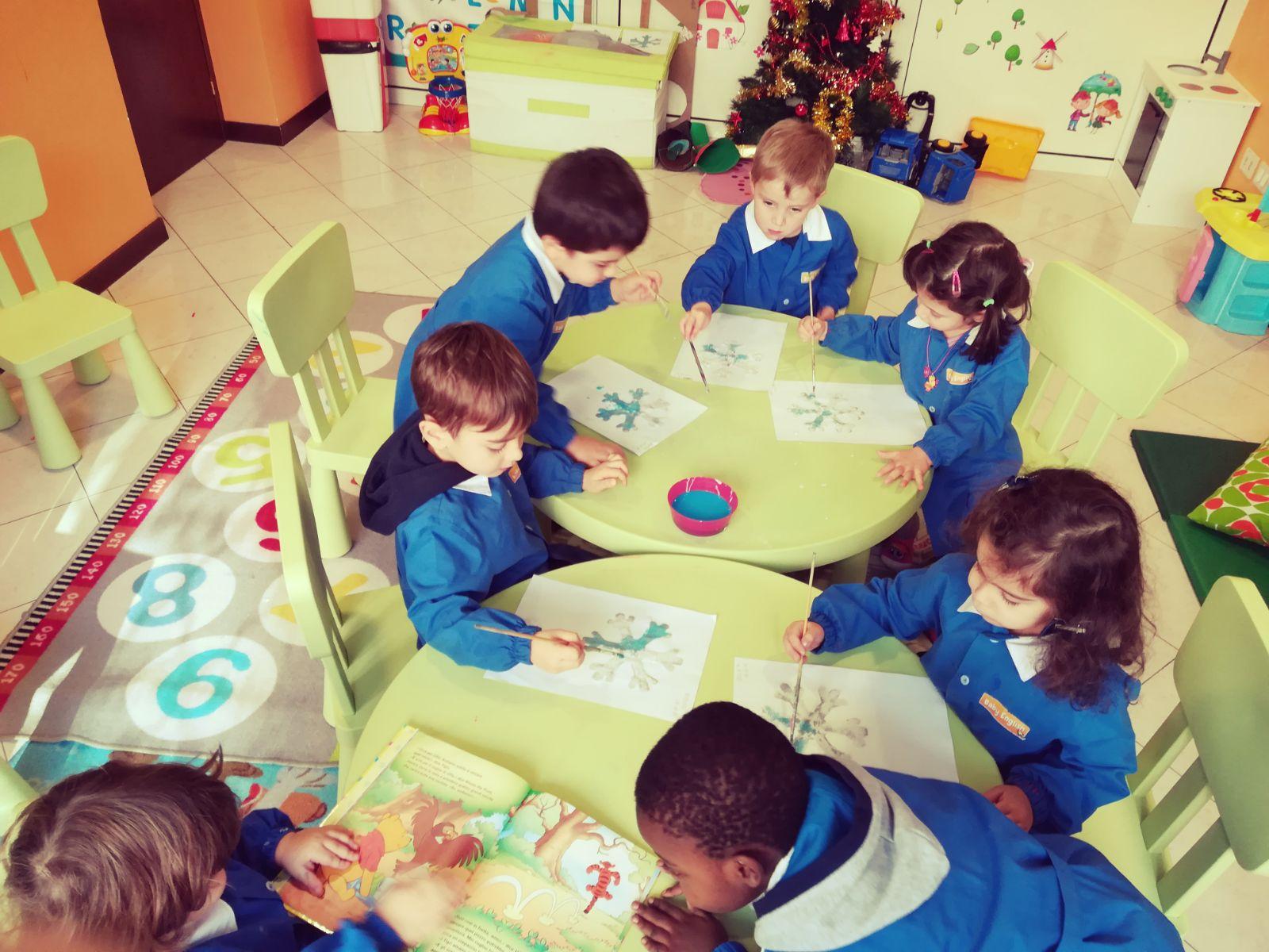 scuola materna roma