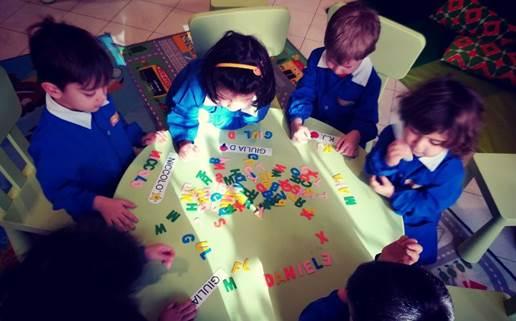 asilo bilingue roma eur