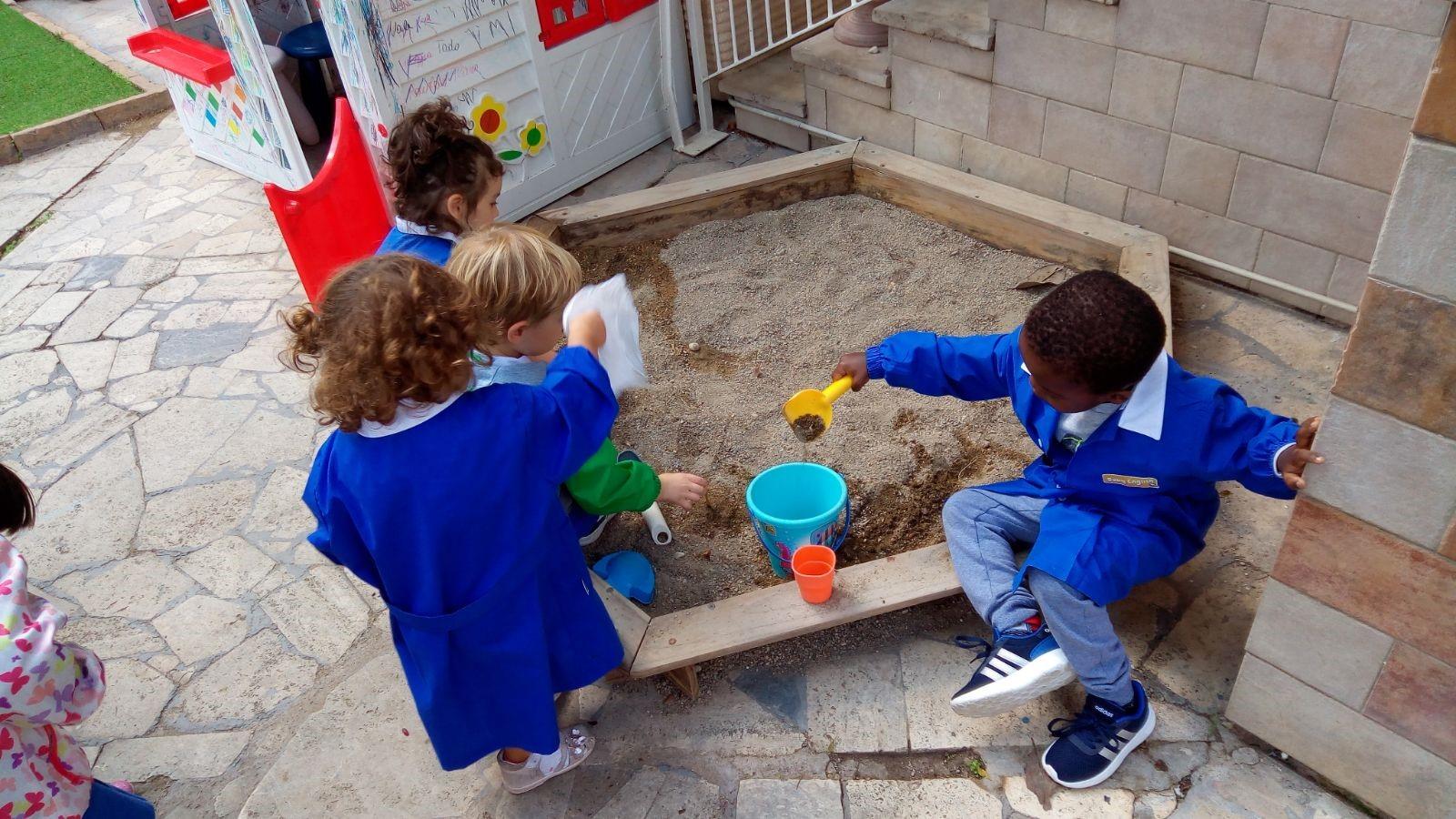 asilo inglese roma